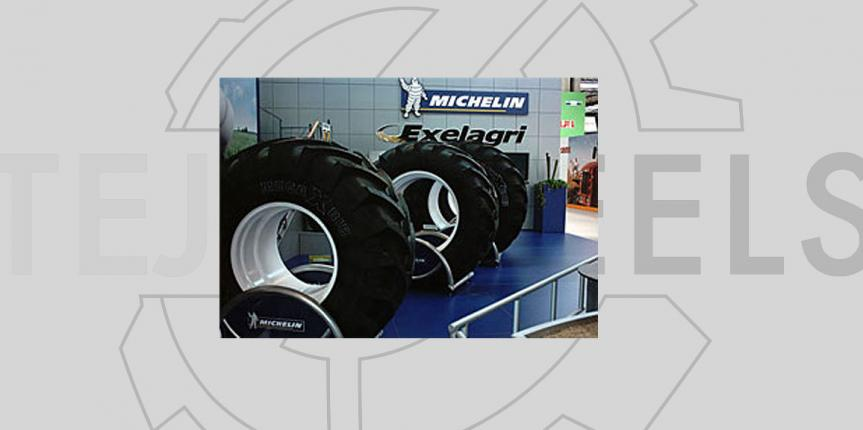 New agreement with Michelin