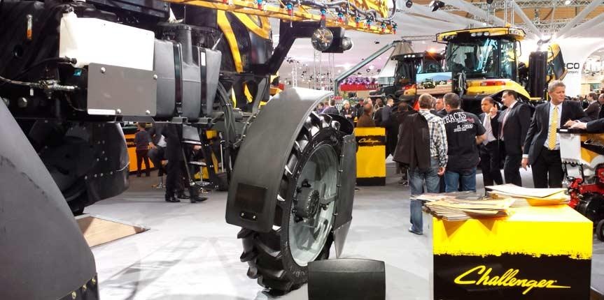 Agritechnica 2013 Hannover